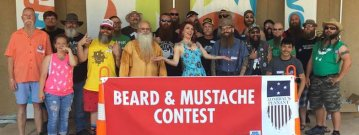 Beard and Mustache Contest