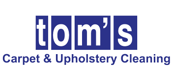 Tom's Carpet & Upholstery Cleaning Logo