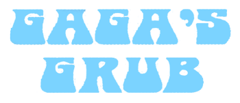 Gaga's Grub Logo