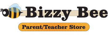 Bizzy Bee Parent/Teacher Store Logo