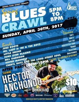 Spring Blues Crawl