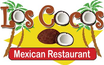 Los Cocos Mexican Restaurant Logo