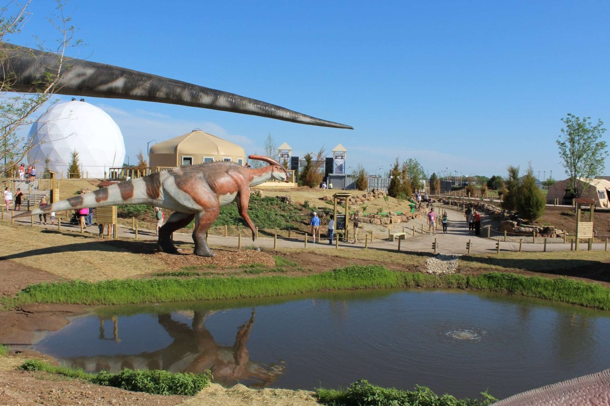Field Station: Dinosaurs - Attractions