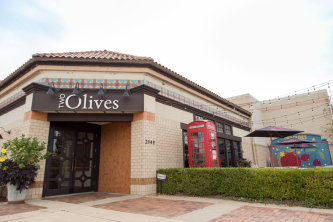 Two Olives Exterior