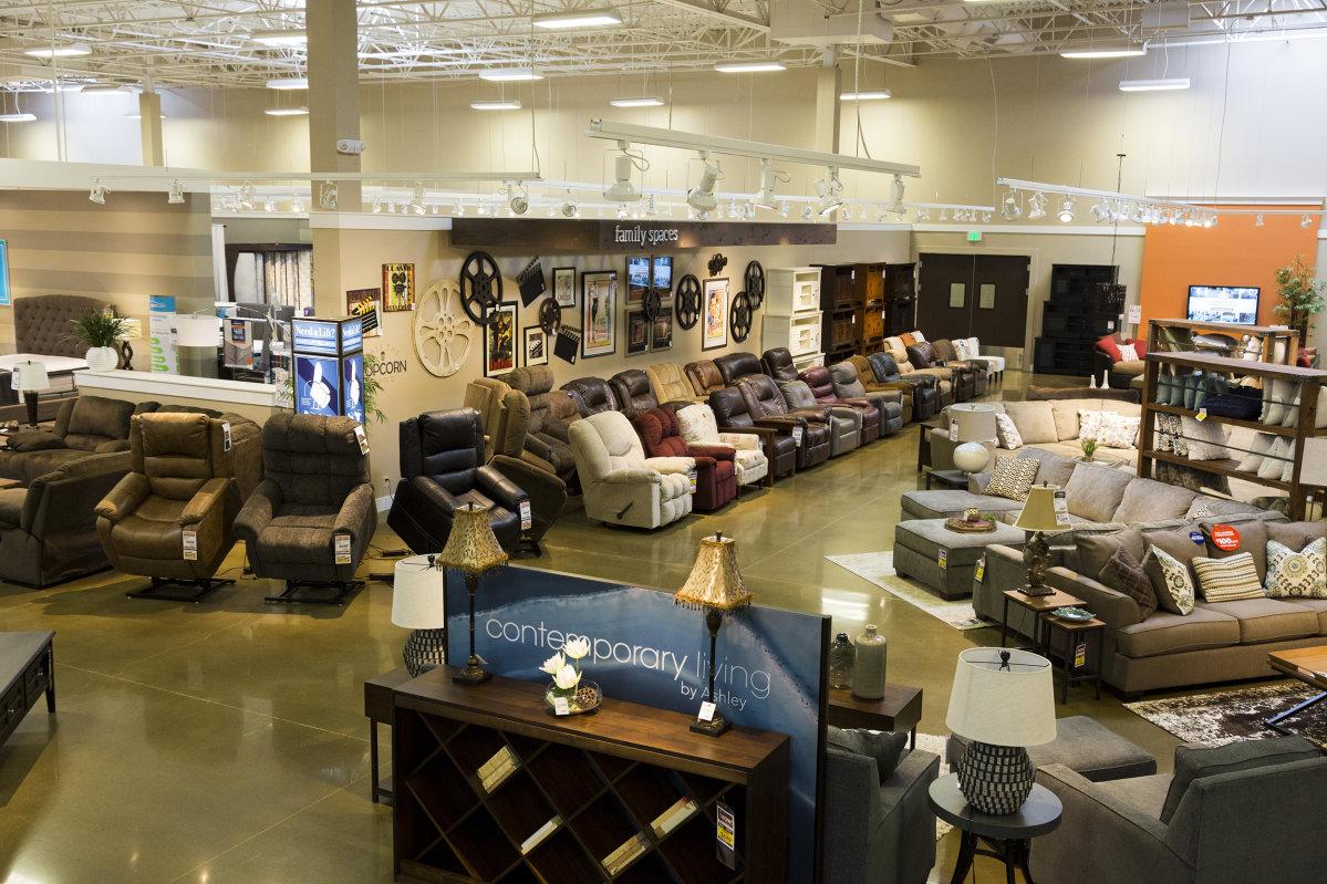 Ashley HomeStore - Wichita Furniture