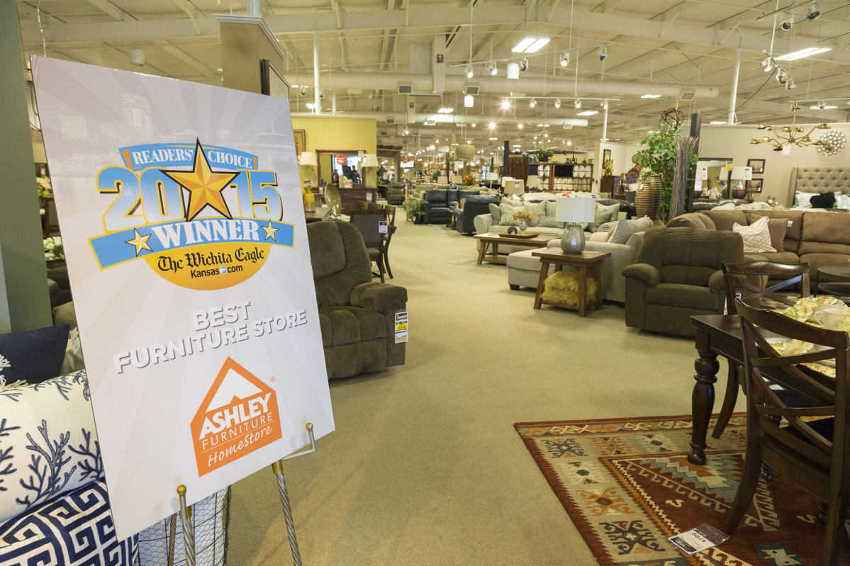 Ashley Homestore Wichita Furniture