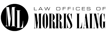 Law Offices of Morris Laing Logo