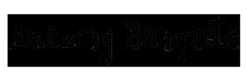 Amazing Banquets Venue Logo