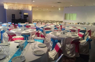 Amazing Events Venue Interior