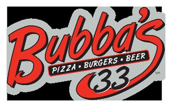 Bubba's 33 Logo