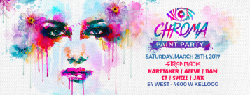 Chroma Paint Party