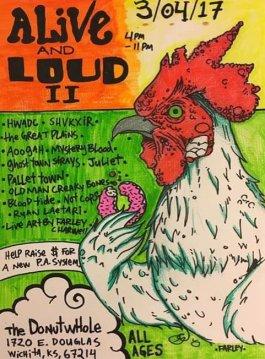 Alive and Loud II