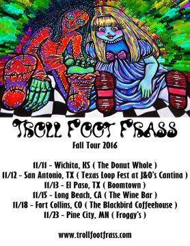 Troll Foot Frass