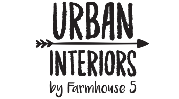 Urban Interiors by Farmhouse 5 Logo