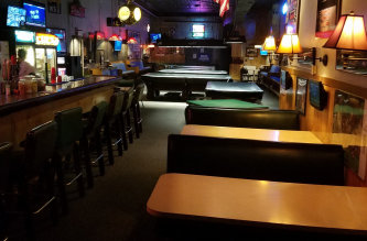 Club Billiards Interior