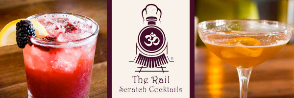 The Rail Scratch Cocktails