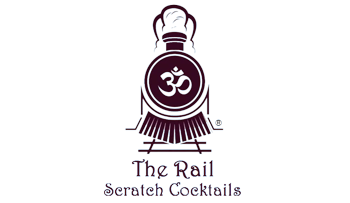 The Rail Scratch Cocktails Logo