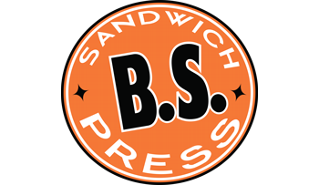 B.S. Sandwich Press Logo