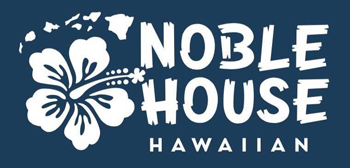 Noble House Hawaiian Plate Logo