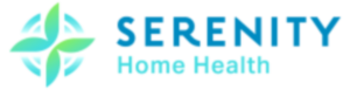 Serenity Home Health Logo