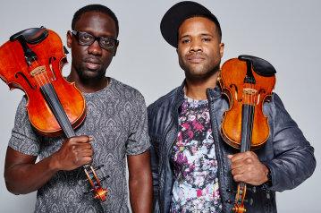 Black Violin Orpheum