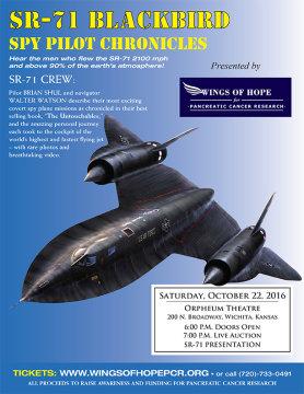 SR-71 Blackbird Chronicles