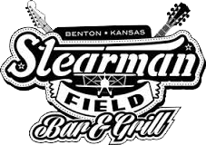 Stearman Field Bar and Grill Logo