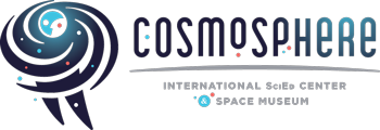 Kansas Cosmosphere and Space Center Logo