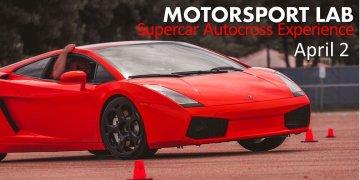 MotorsporLabSupercarExperience