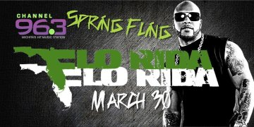 Spring Fling with Flo Rida