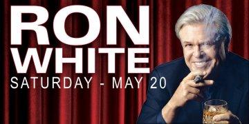 Ron White at Hartman Arena