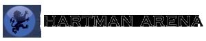 Hartman Arena Logo