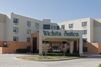 Wichita Suites Front Exterior