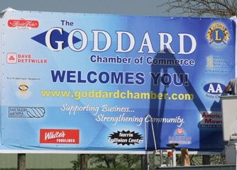 City of Goddard