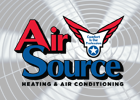 Air Source Heating & Air Conditioning