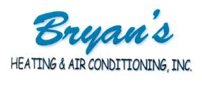 Bryan's Heating & Air Conditioning Inc Logo