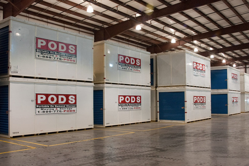 Renting A Pod For Storage : Pods wichita storage