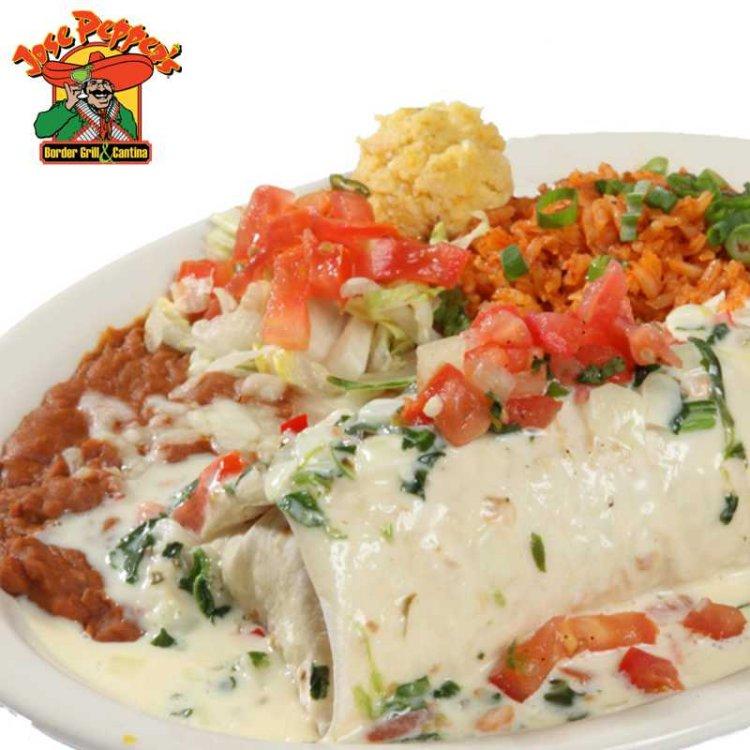 Menus | Jose Pepper's Mexican Restaurants