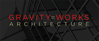 Gravity : : Works Architecture Logo