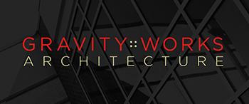 Gravity : : Works Architecture Logo