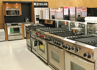 Lytton\'s Appliance Showroom