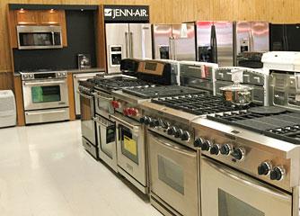 Lytton's Appliance Showroom - Wichita Home