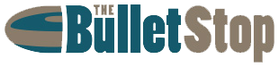 The Bullet Stop Logo