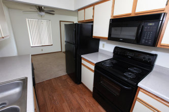 Sleek 2 bedroom Apartments