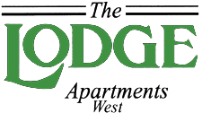 The Lodge Apartments West Logo
