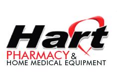 Hart Pharmacy & Home Medical Equipment Logo