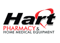 Hart Pharmacy & Home Medical Equipment Logo