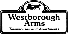 Westborough Arms Logo