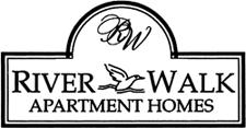 River Walk Apartment Homes Logo