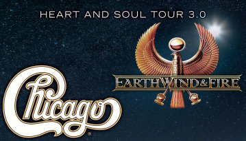 Chicago and Earth, Wind  Fire